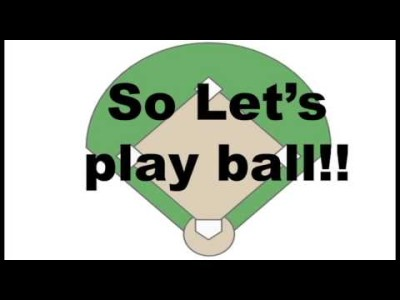 Vocabulary Baseball